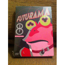 Futurama - Volumen 8 - Set 2 Dvds - 13 Capitulos