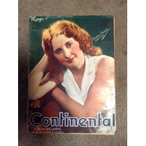 Revista Continental Mayo 1931