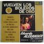Vuelven Los Boleros / Alexander Vol. 2 1 Disco Lp Vinilo