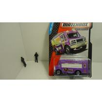 Matchbox Food Truck-camión Alimentos Ganalo..!!!