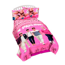 Colcha Edredon One Direction 1d Individual Importado Vv4