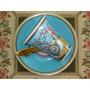 Versace Taza De Porcelana Rosenthal Oro 24 K Alemana