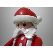 Playmobil Vintage Santa Claus Del Set 3852 Marca Geobra 2001