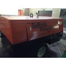 Compresor Sullivan Palatek 185pcm Motor John Deere