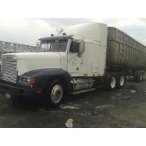Tractocamion Freightliner 1997 Y Semiremolque Grecer 2001