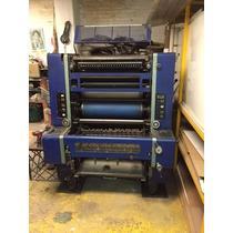 Maquinas Imprenta Rioby, Guillontia, Engrapadora, Foliadora