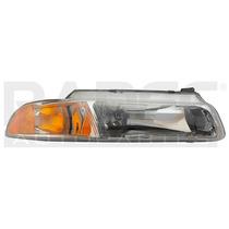 Faro Dodge Stratus / Cirrus 98-00 Liso C/base