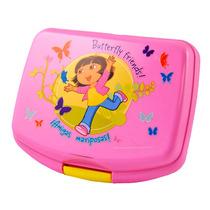 Lunch Box - Sandwich Niños Dora La Exploradora School Girls