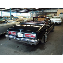 Buick Riviera Limited Edition 1984 Convertible Original