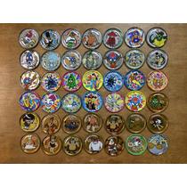 Coleccion De 96 Tazos Sin Repetir De Mucha Lucha Hm4