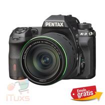 Ituxs I Camara Digital K3 18-135 Kit Nueva | Envio Gratis