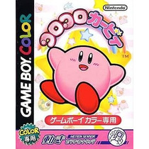 Kirby Super Star Colo Colo Gameboy Color Japonesa