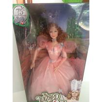 Glinda Mago De Oz Barbie Collector Pink Label 30cm