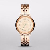 Reloj Armani Exchange Cristal Swarovski Ax5362| Watchito |