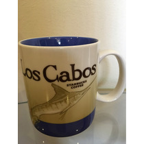 Starbucks Taza City Mug Los Cabos