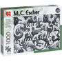 Jumbo Rompecabezas Escher Mosaico Il 1000 Pz / No Ravens
