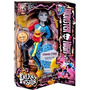 Monster High Freaky Fusion Neighthan Rot Nuevo Dvd 2014