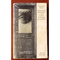 Sigmund Freud Esquemas Del Psicoanálisis Y Otros Escritos