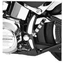 Insertos Cromados De Cuadro Harley Softail