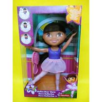 Dora Bailarina Fisher Price Rosa Nueva Original No Clones