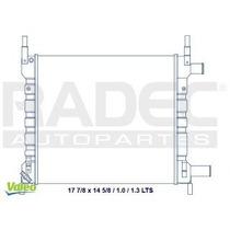 Radiador Ford Ka 2006-2007 L4 1.3/1.4l S/aire Estandar