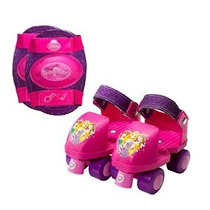 Roller Skates Chicas Disney Princess Ajustables Junior Patin