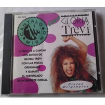 Gloria Trevi Cantalo Tu Mismo Cd Muy Raro 1992 C/ Cancionero