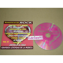 Romanticas Del Rock Vol 2 - 2003 Orfeon Cd Enrique Guzman