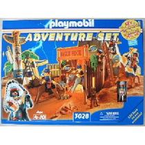 Playmobil, Set De Aventura Del Oeste 3028, Descontinuado