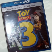 :: Toy Story 3 :: Bluray 3d + Regalo (disney / Pixar)