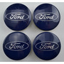 Centros De Rin Ford 54mm 4pzas Tapones Rines
