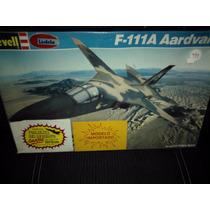 F-111 A Aardvark. Escala 1/72 Revell Lodela