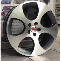 Rin 17 5-100 Ms R32 Gti Golf Jetta Vento Polo Clasico!!!