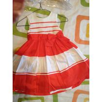 Hermoso Vestido Talla 4
