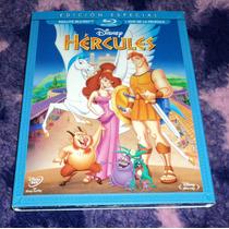 Hercules - Bluray + Dvd Clasico Walt Disney 1997 En Hd Hm4