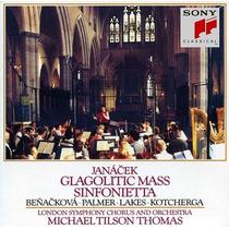 Janacek - Glagolitic Mass Misa Musica Sacra Clasica Cd