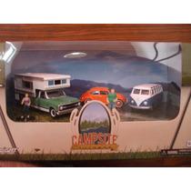 Greenlight Dioramas Campsite Cruisers
