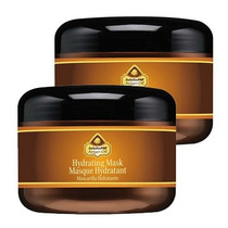 Mascarilla Hidratante Argan Oil 2x235ml