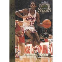 1996 Topps Stars Golden Season Nate Archibald Kings