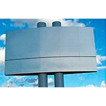 Aluminio Compuesto Grid Aluminium Panel Para Anuncios
