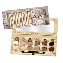 Sombras Nude Tude De La Marca The Balm+envio Gratis