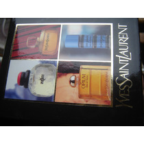 Perfume Miniatura Coleccion Estuche Dama Yves Saint Laurent