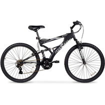 Bicicleta De Montaña Hyper Havoc Full Suspension 26