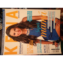 Revista Kena Portada Laura G De Coleccion