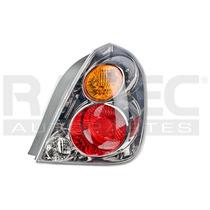 Calavera Nissan Altima 02-04 Trans Rojo