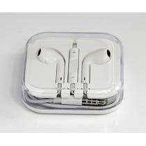 Earpods Manos Libres Iphone Ipod Ipad Audifonos 1 Caja