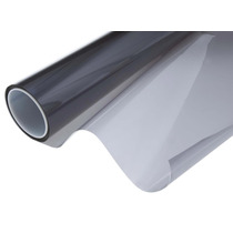 Pelicula Antiasalto Rollo 30m X 75cm De Ancho Tono Al 35%