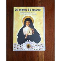 Dvd Sagrado Corazón De Jesús A Sta. Margarita Ma. Alacoque