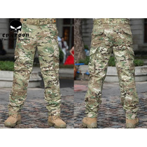 Pantalon Tactico Camuflaje Multicam Americano Us Army Orig.