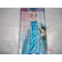 Geniales Muñecas Frozen(anna Y Elsa)ttipo Barbie De Disney